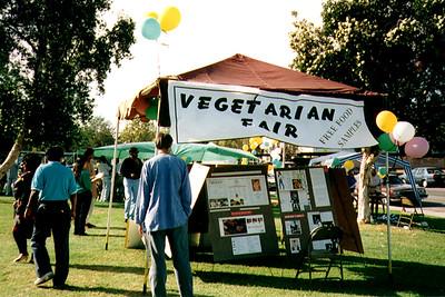 Vegetarian Fair in California (San Diego, CA)