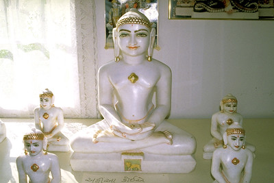 Murti of Mahavira (Blairstown, NJ)