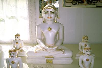 Murti of Mahavira (Blairstown, NJ)