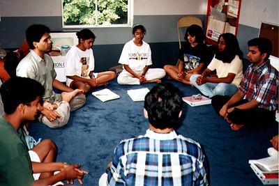 Pathshala Group at the Jain Center of Greater Boston (Norwood, MA)