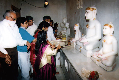 Ceremony for the Installation of a Murti (Bartlett, IL)