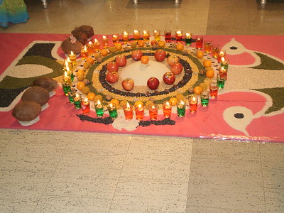 Jain Offerings at the Jain Center of Greater Boston (Norwood, MA)
