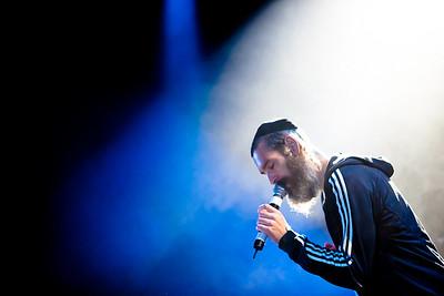 Hasidic Jewish Hip Hop Artist Matisyahu Performs