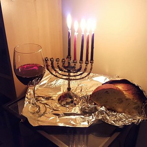Hanukkah on Shabbat Celebration
