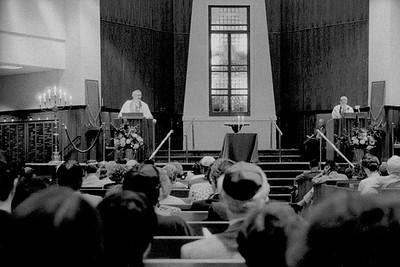 Erev Shabbat Services at Congregation Neveh Shalom (Portland, OR)