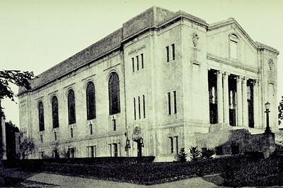 Aduth JEshurun Synagogue (Boston, MA)