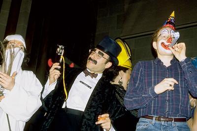 Members of B'nai Jeshurun Celebrate Purim in Costume