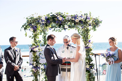 Reform Jewish Wedding (Malibu, CA)