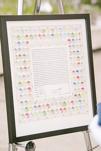 Ketubah: The Marriage Contract