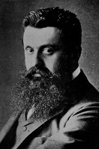 Portrait of Theodore Herzl