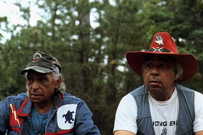 Leaders of the Mashpee Wampanoag Tribe (Mashpee, MA)