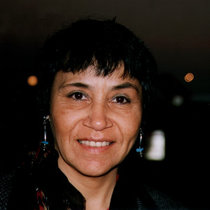 Erma Vizenor, Director of the Ojibwa Language Project (White Earth Nation/Minnesota)
