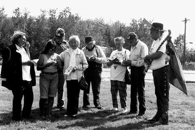Elders Singing Ojibwe Hymns (White Earth Nation, MN)