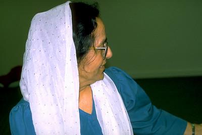 Sikh Woman with Chunni (Fairfax, VA)