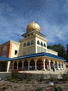 Gurdwara Sahib, (Westborough, MA)