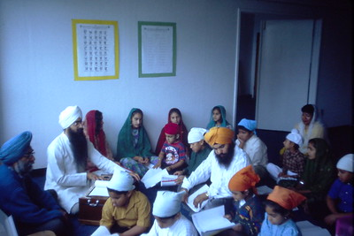 Education Class at Sikh Temple of Hayward/Guru Granth Sahib Foundation  (Hayward, CA)