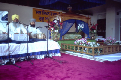 Sikh Temple of Hayward/Guru Granth Sahib Foundation ( Hayward, CA)