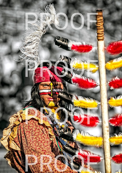 Chief Osceola takes a break between touchdowns as Florida State easily defeated North Carolina State 49-17 Saturday to set up the #2 ranked Seminoles against the #7 ranked Miami Hurricanes.  College Game Day will be in Tallahassee for the 2nd ACC match-up of top 10 teams in as many weeks.