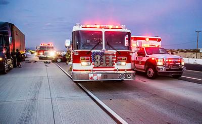 TC 15 Freeway/Dale Evans. 09/19/16