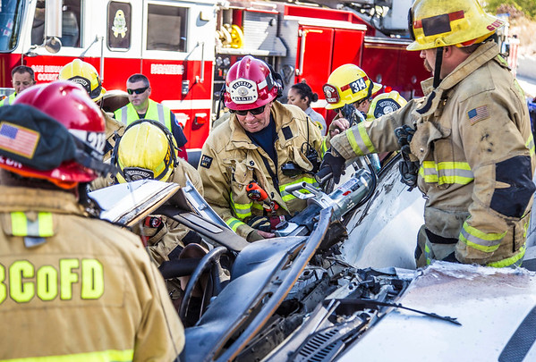 TC w/ Extrication - Victorville Rodeo Dr. 10.14.16