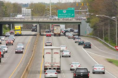 2008-04-03: VSP I-95 Highway Safety Corridor Enforcement