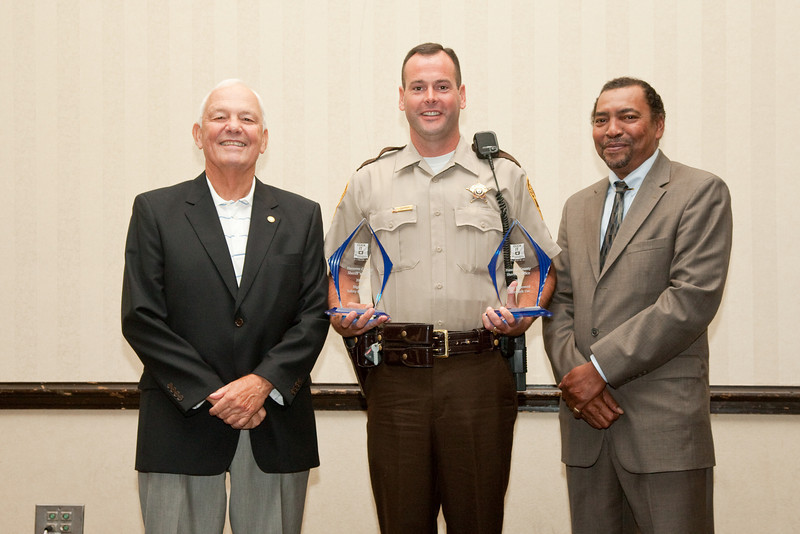 2009 CIOT Awards, Most Improved & Highest Belt Use: Hanover County Sheriff's Office