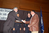 "Ken Clark was presented with a DRE Emeritus Certificate by NHTSA  <br /> Region 3 LEL Bill Tower during the opening ceremonies of the 10th  <br /> Annual VA Beach DUI Conference.VA Secretary of Public Safety John  <br /> Marshall and VA Beach Police Chief A. M. ""Jake"" Jacocks were very  <br /> gracious and assisted with the presentation."