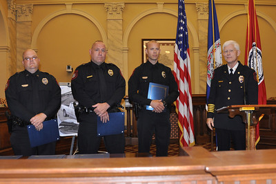 2013-06-19: Danville PD Traffic Safety Awards