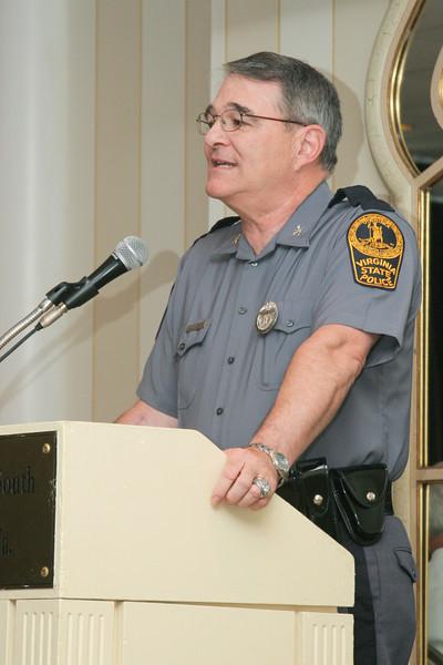 <b>IMG_68209</b><br>Col. Steve Flaherty, Superintendent, Virginia State Police