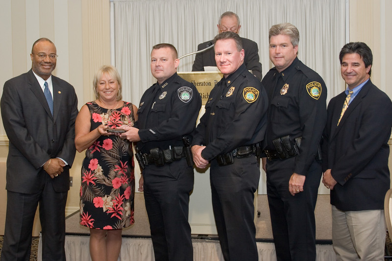 <b>IMG_68245</b><br>Water Safety Award: Newport News Police Department