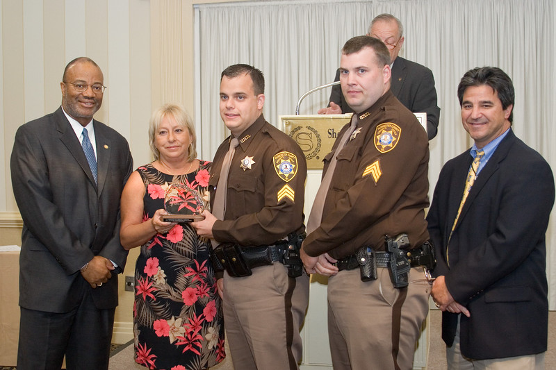 <b>IMG_68238</b><br>Occupant Protection Award: Gloucester County Sheriff's Office