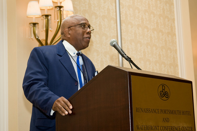 Mr. Melvin Robertson, Awards Committee Chair for the Transportation Safety Board