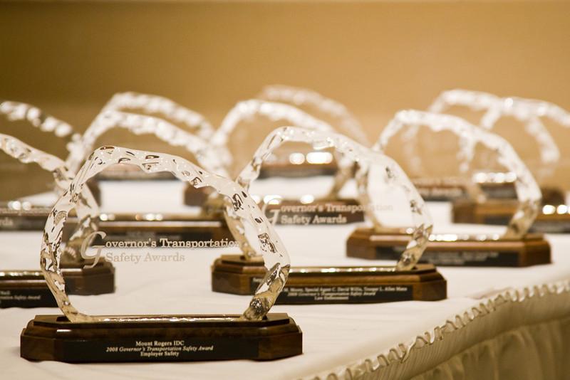 2008 Governor's Transportation Safety Awards