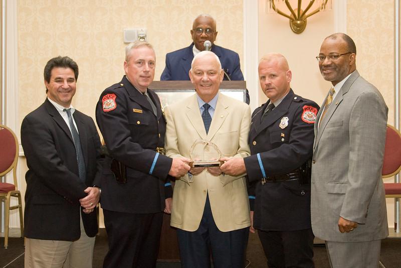 Pedestrian/Bicycle Safety Award:<br /> Harrisonburg Police Department