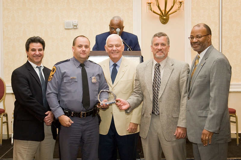 Law Enforcement Award:<br /> Sergeant Kyle M. Moore, Special Agent C. David Wills, and Trooper L. Allen Mann<br /> Virginia State Police