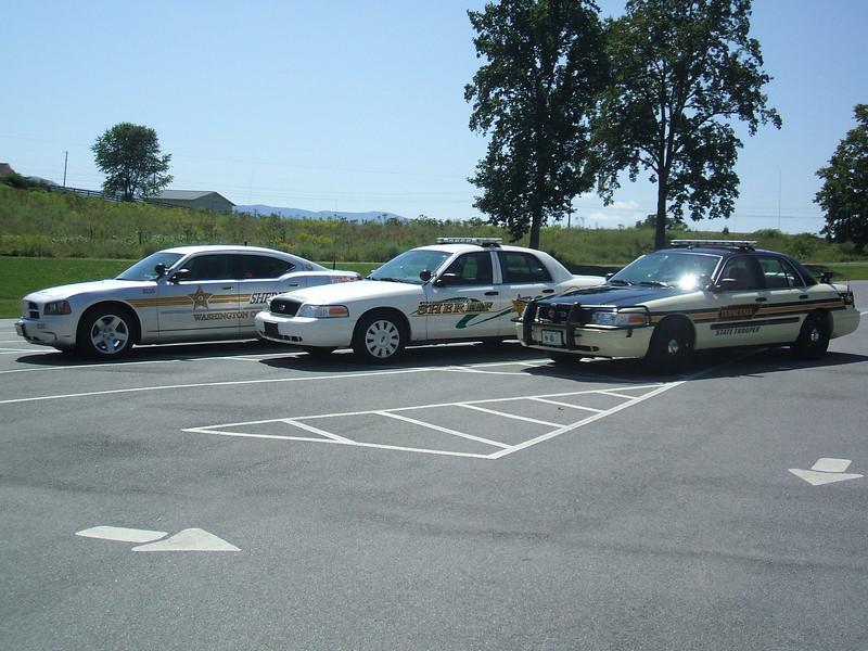 Washington County Sheriff's Office -- Border to Border