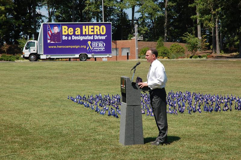 > 2008 Checkpoint Strikeforce Kickoff – Hanover County, VA