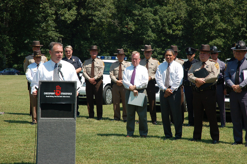 > 2008 Checkpoint Strikeforce Kickoff – Hanover County, VA
