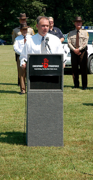 2008 Checkpoint Strikeforce Kickoff – Hanover County, VA