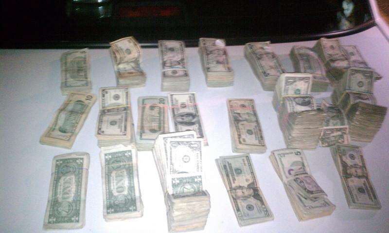 Read Money Seizure - Looking Beyond the Plate