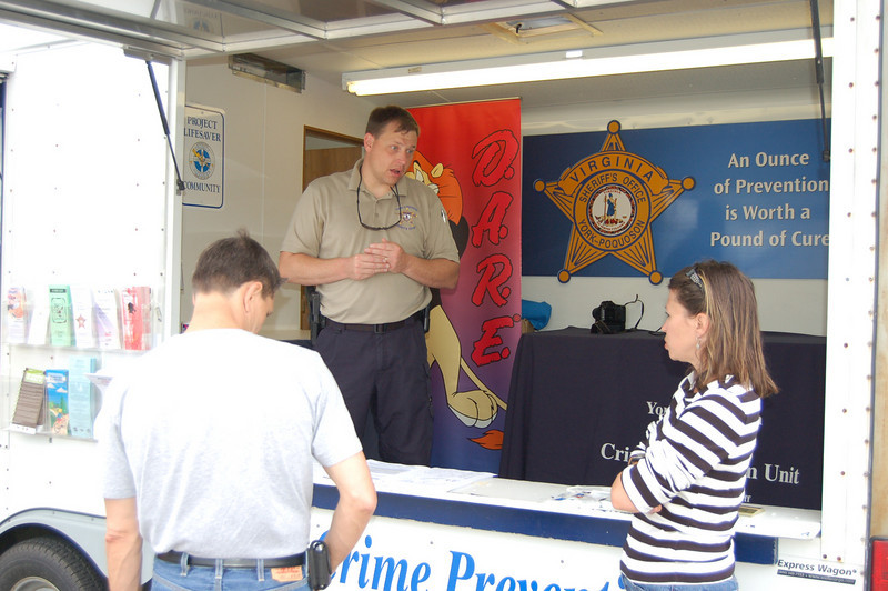York-Poquoson Sheriff's Office Child Safety Seat Check