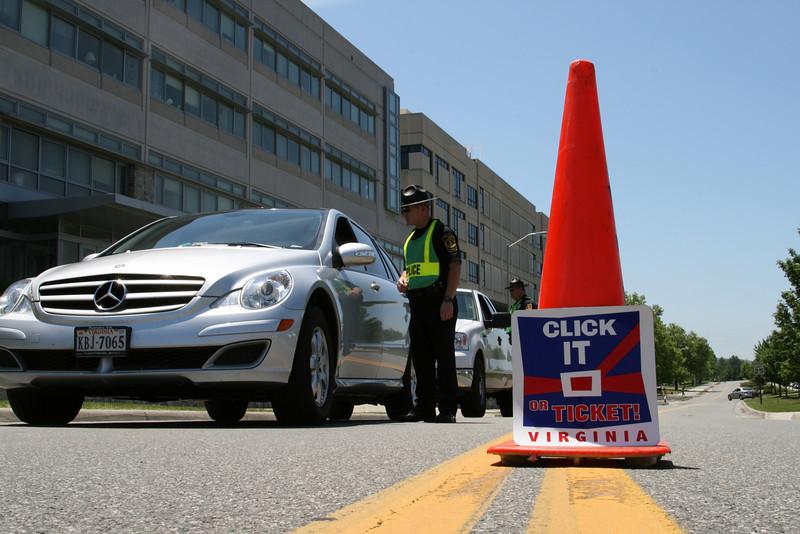Seat Belt Check Point 2008 118