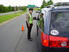 Loudoun County Sheriff's Office CIOT checkpoint