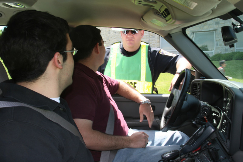 Seat Belt Check Point 2008 051