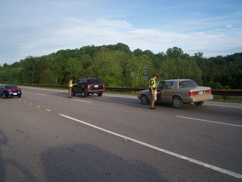 Lee County Sheriff's Office -- Memorial Day Weekend Checkpoints