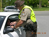 Augusta County Sheriff's Office CIOT Checkpoint