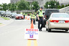 Virginia Tech Police Department Campus Checkpoint (05-28-2009)