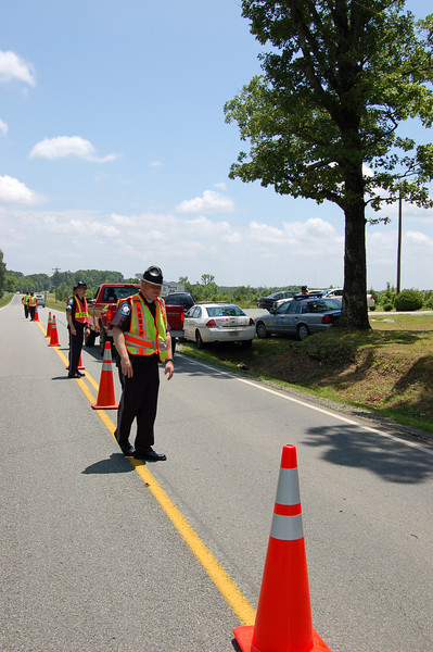 South Boston Police Department Checkpoint (2009-05-29)