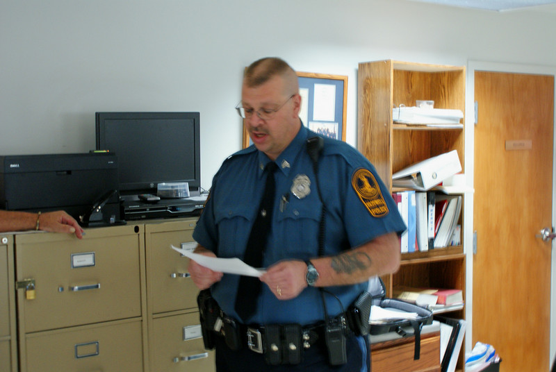 Tazewell Police Department