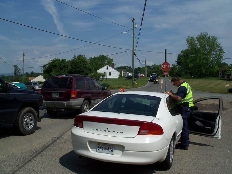 Galax Police Department -- Click It or Ticket 2010